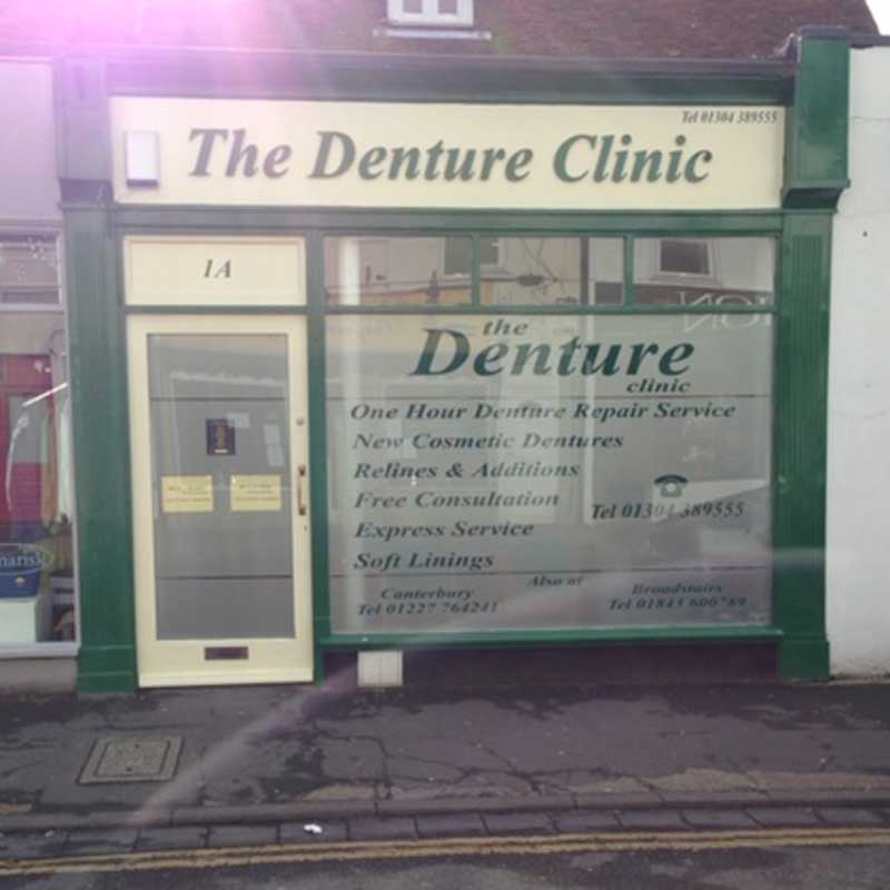 Service 1 from The Denture Clinic, Deal