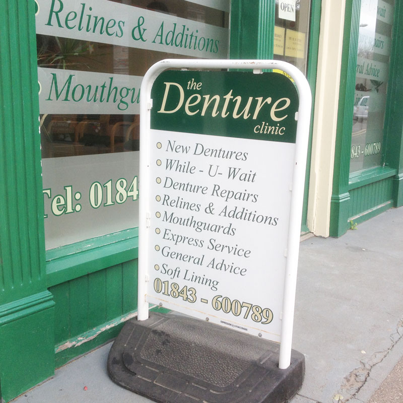 Service 2 from The Denture Clinic, Deal